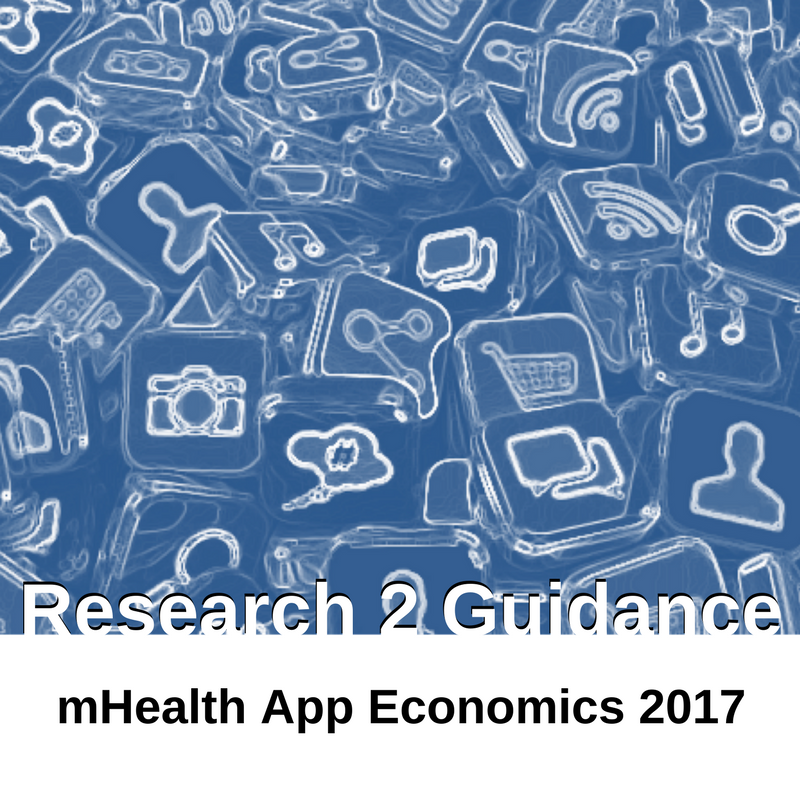 mHelth App Economic 2017
