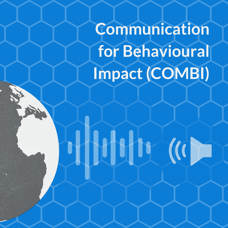Communicationfor BehaviouralImpact COMBI